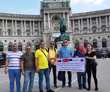 Sarıçam Türk Tekstil Vakfı MTAL'nin projesi kabul edildi