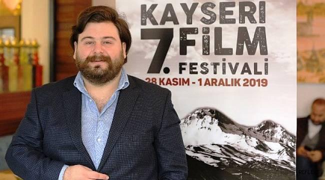 Kayseri Film Festivali için geri sayım başladı