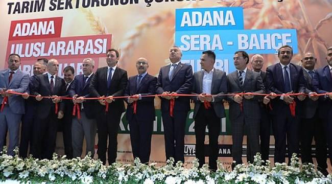 Tarım sektörü Adana'da buluştu