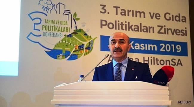 Türkiye'nin tarım alanında düzenlenen en büyük etkinliği Adana'da başladı