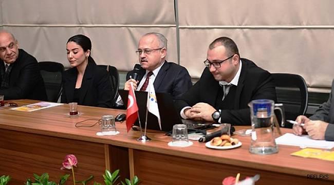 İşgücü Piyasası Koordinasyon Kurulu Toplantısı yapıldı