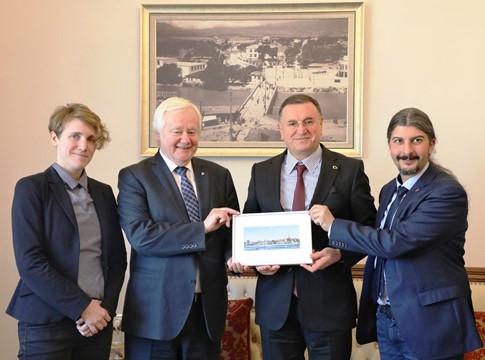 Kiel'den EXPO 2021'e destek