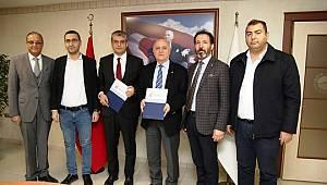 MTSO ile Tarsus Üniversitesi arasında işbirliği protokolü imzalandı