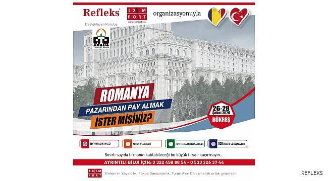 Romanya pazarına yoğun ilgi