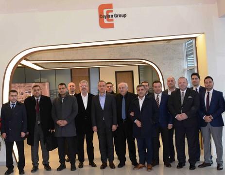 İstif makineleri sektörü Adana'da buluştu