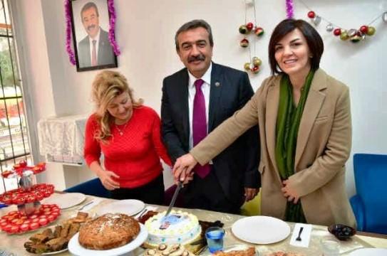 Kadınlara pastacılık kursu
