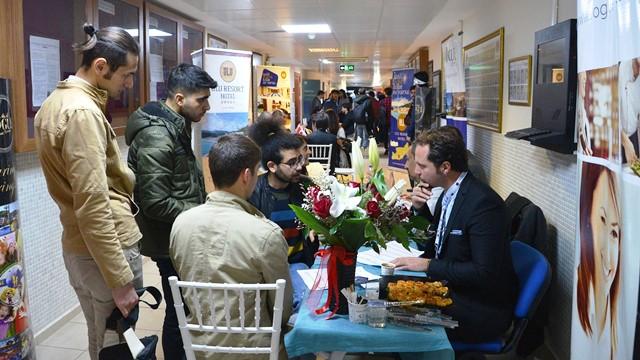 Mersin Üniversitesinde 'Turizmde Kariyer Günleri' etkinliği