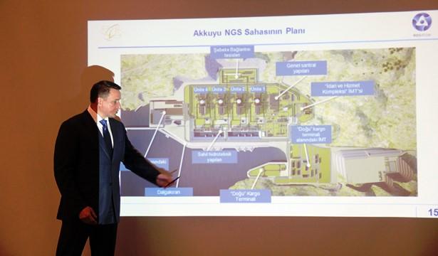 """Sergey Butskikh: """"Akkuyu'da hedefimiz ilk güç ünitesini 2023'te işletmeye almak"""""""