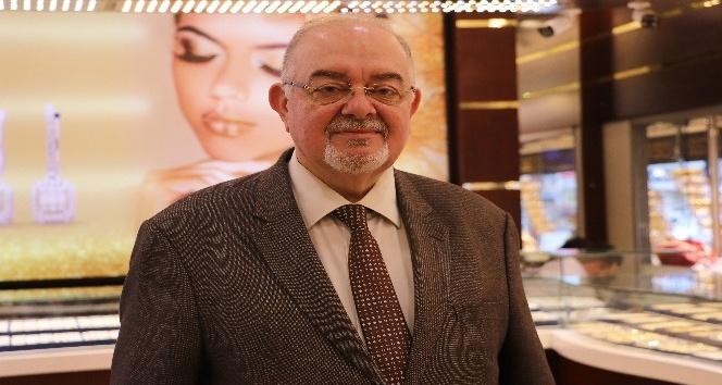 Adana Kuyumcular Odası Başkanı Başman: