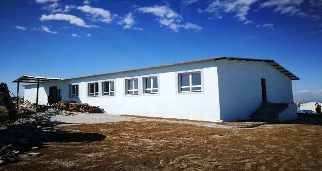Mevsimlik tarım işçilerine yaşam merkezi