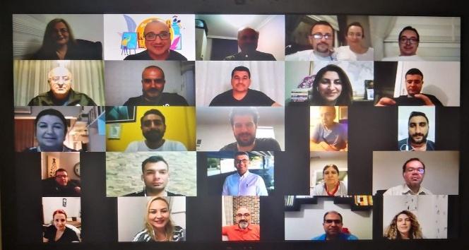 'Dijital Liderler Mersin'de projesi