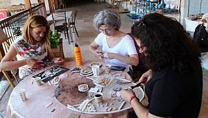 Hatay mozaikleri EXPO'ya hazırlanıyor