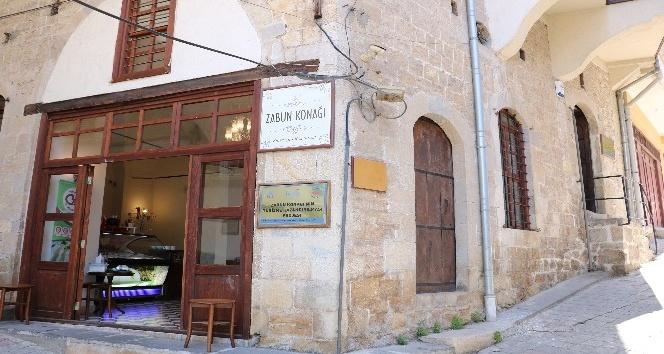 Tarihi konak turizmin hizmetinde