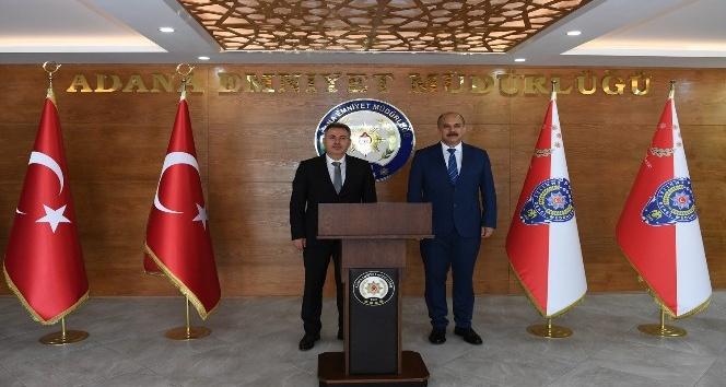 Vali Elban'dan emniyete teşekkür ve destek