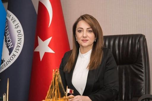 'Türkiye'nin ihracatta hedefi ilk 10'a girmek'