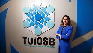 """Balta: """"TÜİOSB'de temel altyapı çalışmalarına başladık"""""""