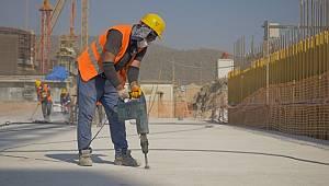 Akkuyu NGS'NİN 2. güç ünitesinde iki binanın temel atma çalışmaları tamamlandı