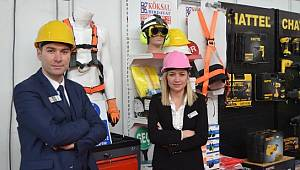 Köksal Hırdavat, iş güvenliği ekipmanlarında ihtisaslaştı