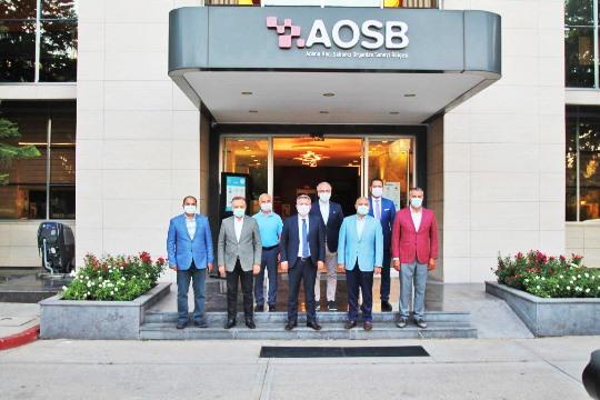 Hedef, Türkiye'nin ilk 3 büyük OSB'si olmak