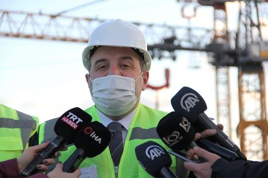 """""""Ceyhan, Mersin, Hatay; cari açık verdiğimiz alanlarda yatırım yapılacak bölgeler olacak"""""""