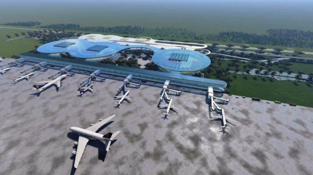 Havalimanı işi ortak girişime teslim edildi