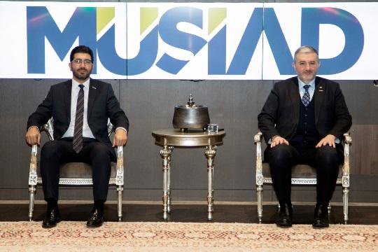 MÜSİAD Adana, 5 talebini 'Genel Merkez'ine taşıdı