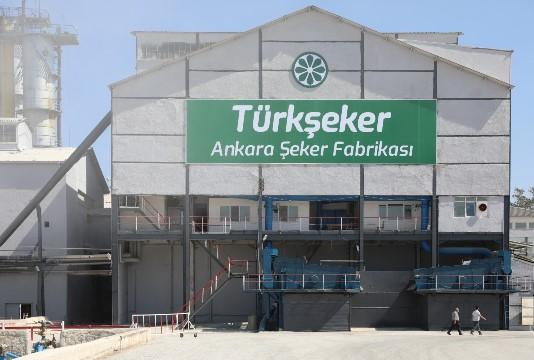 Ankara Şeker Fabrikası'ndan tüm zamanların en