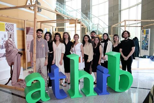 Türk kumaşının geleceğine ATHİB'den destek