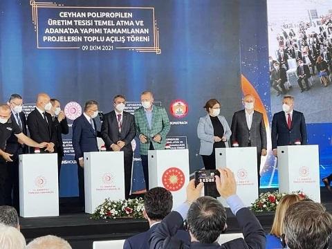 Adana 19 yılda 50 milyar liralık yatırım aldı