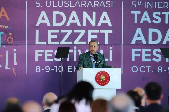 Adana lezzetlerinden 150 milyon lira geldi