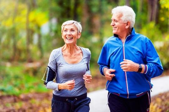 Kalp sağlığı için çok hareket, az stres