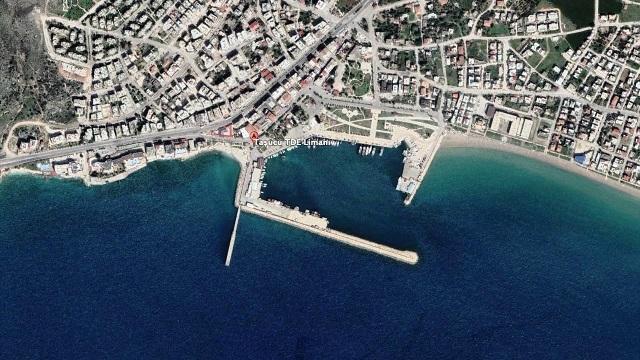 Taşucu Limanı Mersin'de kaldı